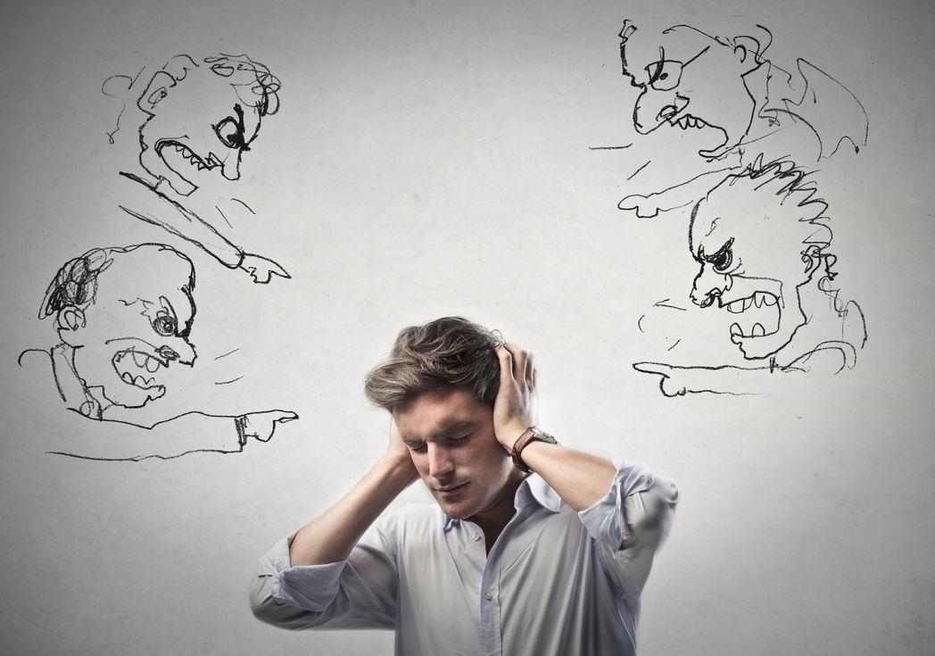 Оценка уровня стресса